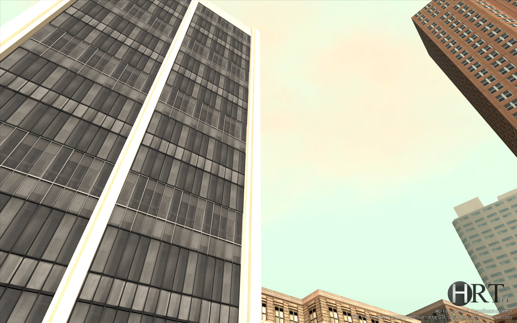 hrt 1 4 image - hrt 1 4  u2014 hd remastered graphics mod for grand theft auto  san andreas