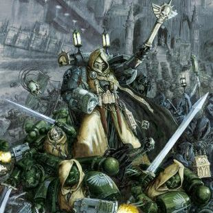 Dark Angels mod: Repent! For tomorrow you die! for Dawn of War - Mod DB