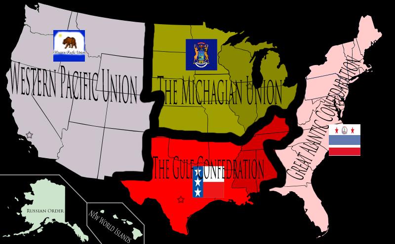 Good Add Media Report RSS America Map (view Original)