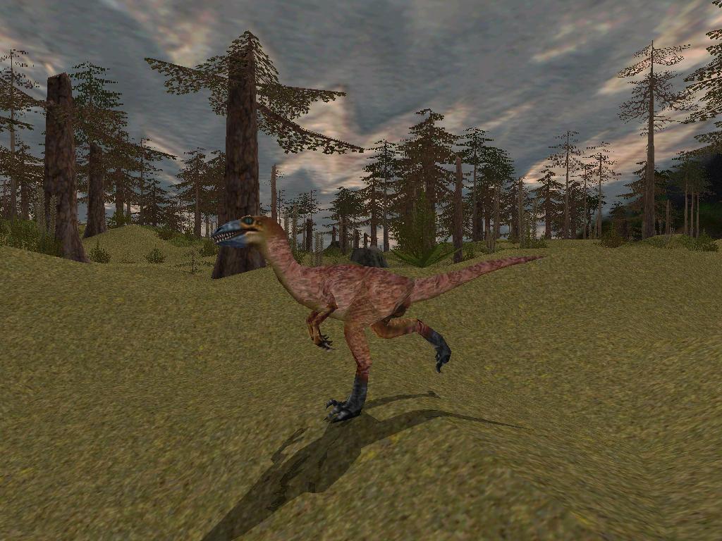 deinonychus new carnivore image carnivores