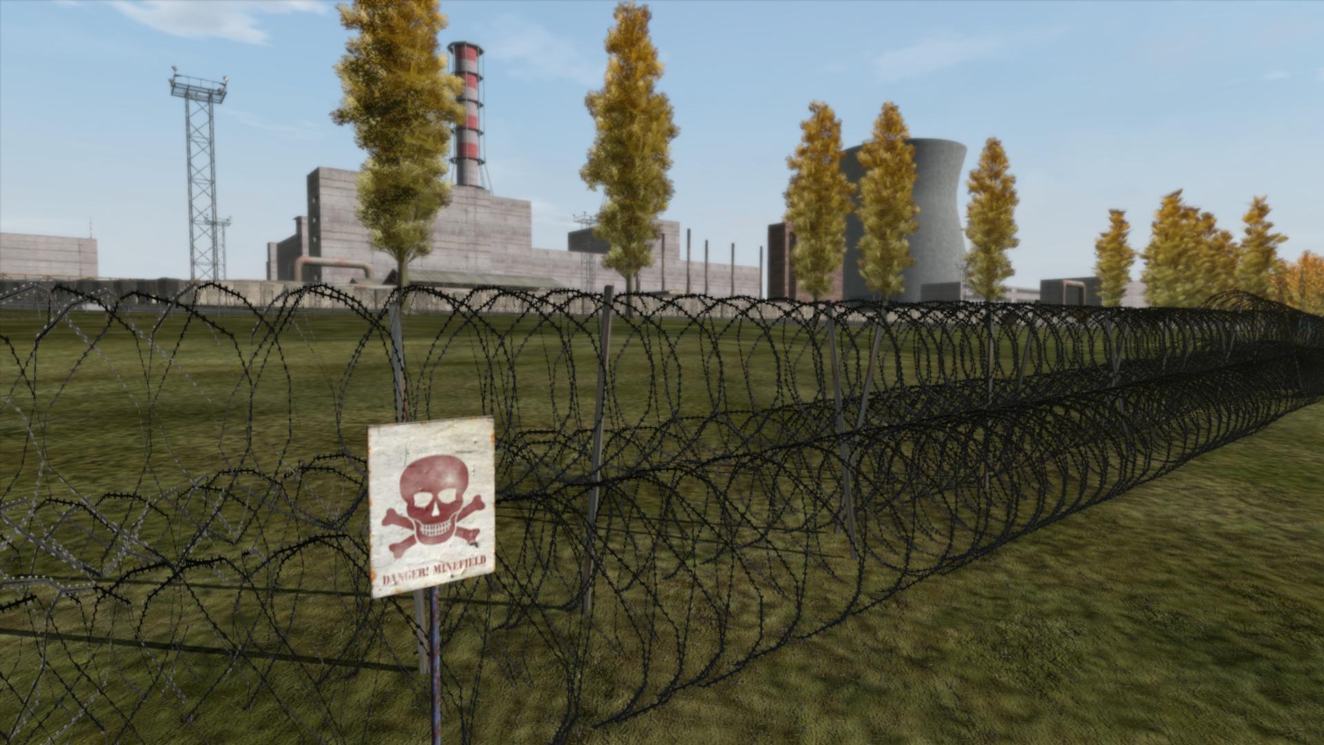 Nuclear Power Station Screenshot image - Taviana Life RPG