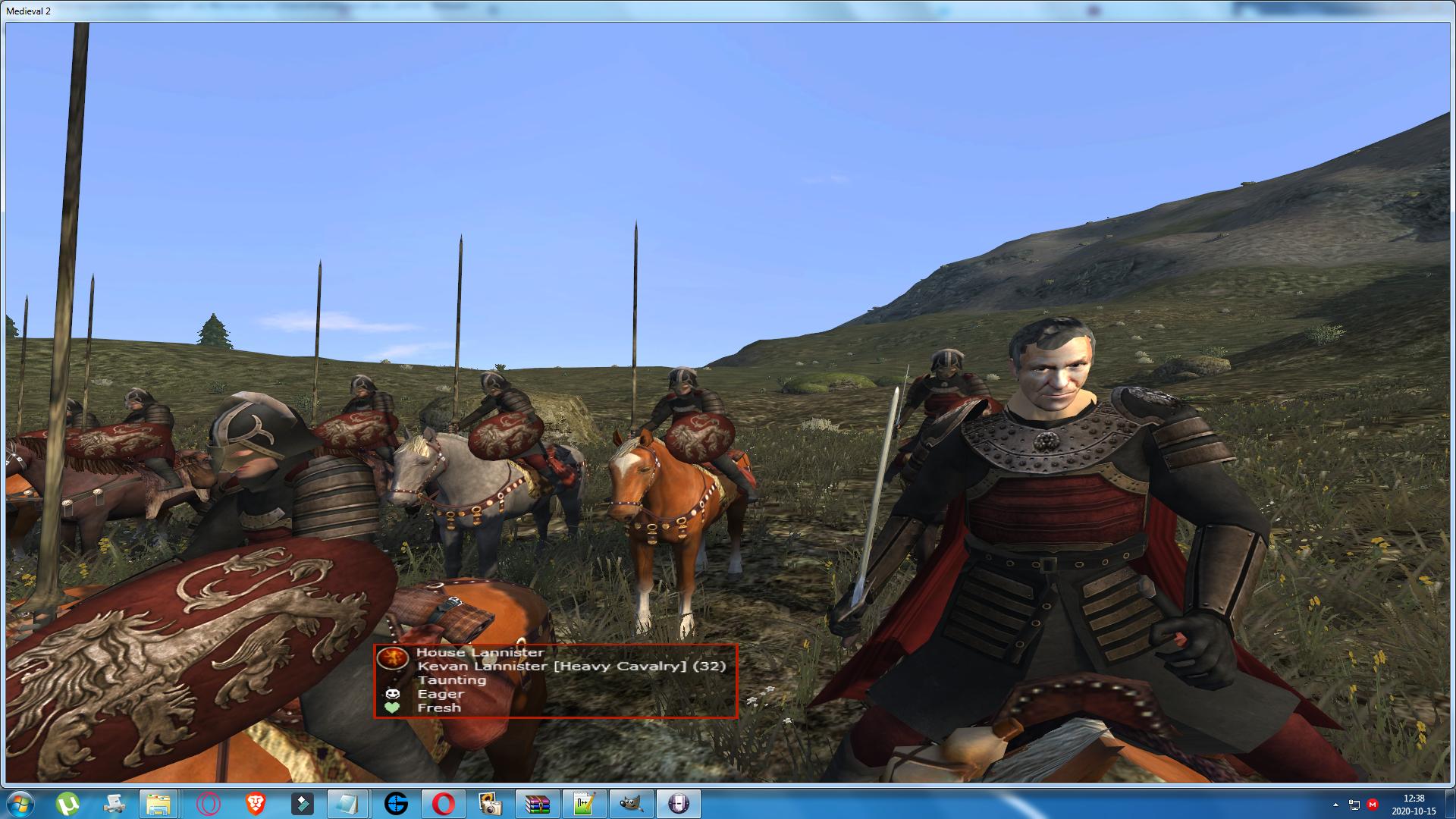 Kevan Lannister new hero model!