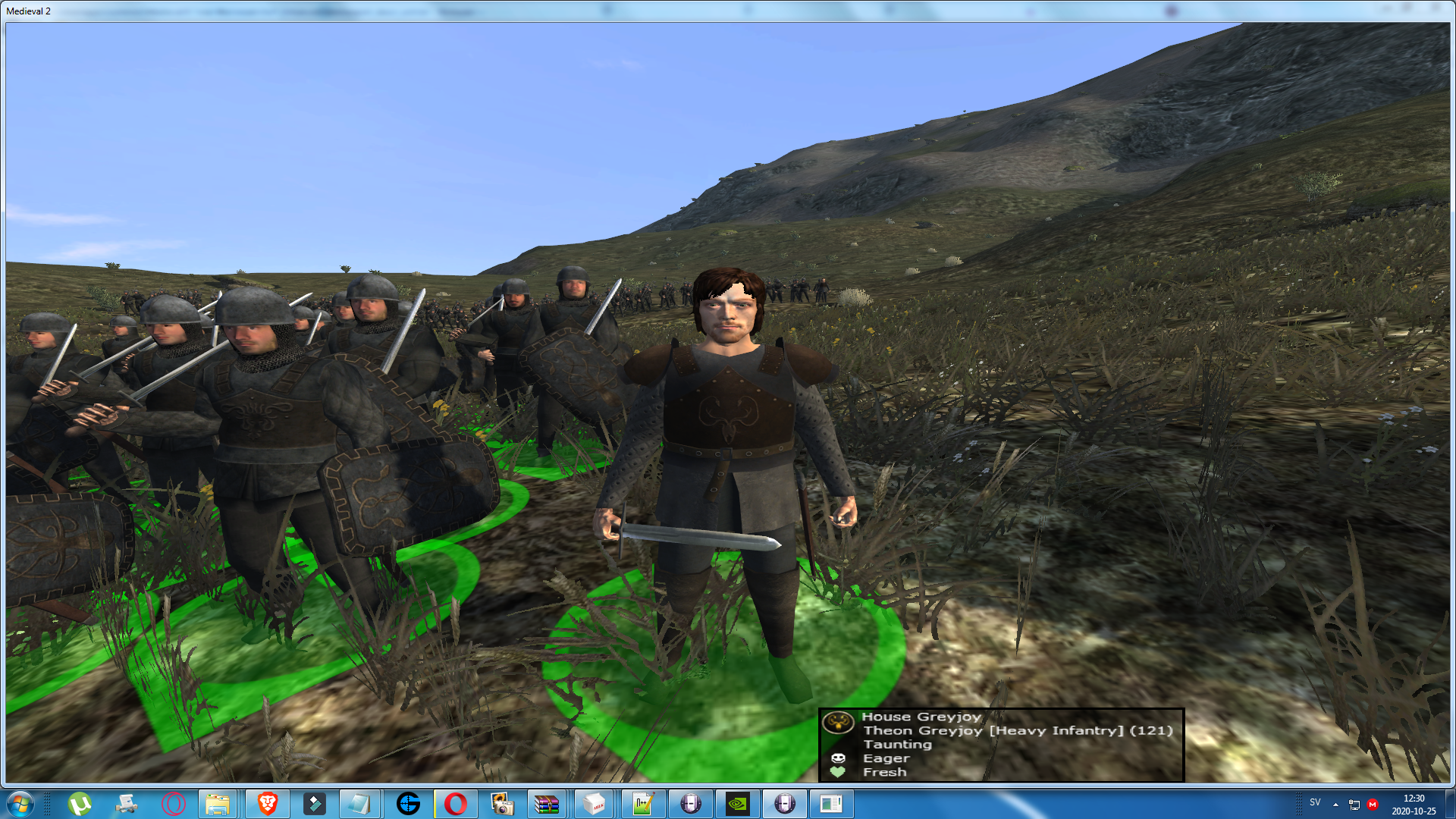 Theon Greyjoy added as a new hero to the mod!