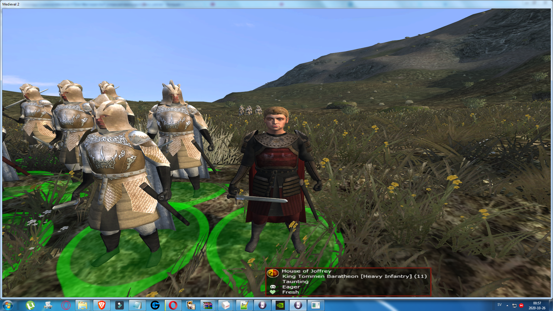 King Tommen Baratheon has been added to the mod!