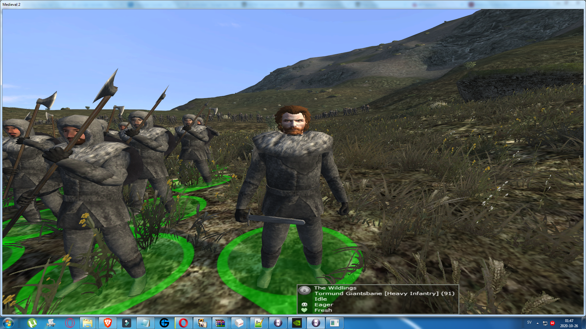 Tormund Giantsbane added as a new hero for the Wildlings!