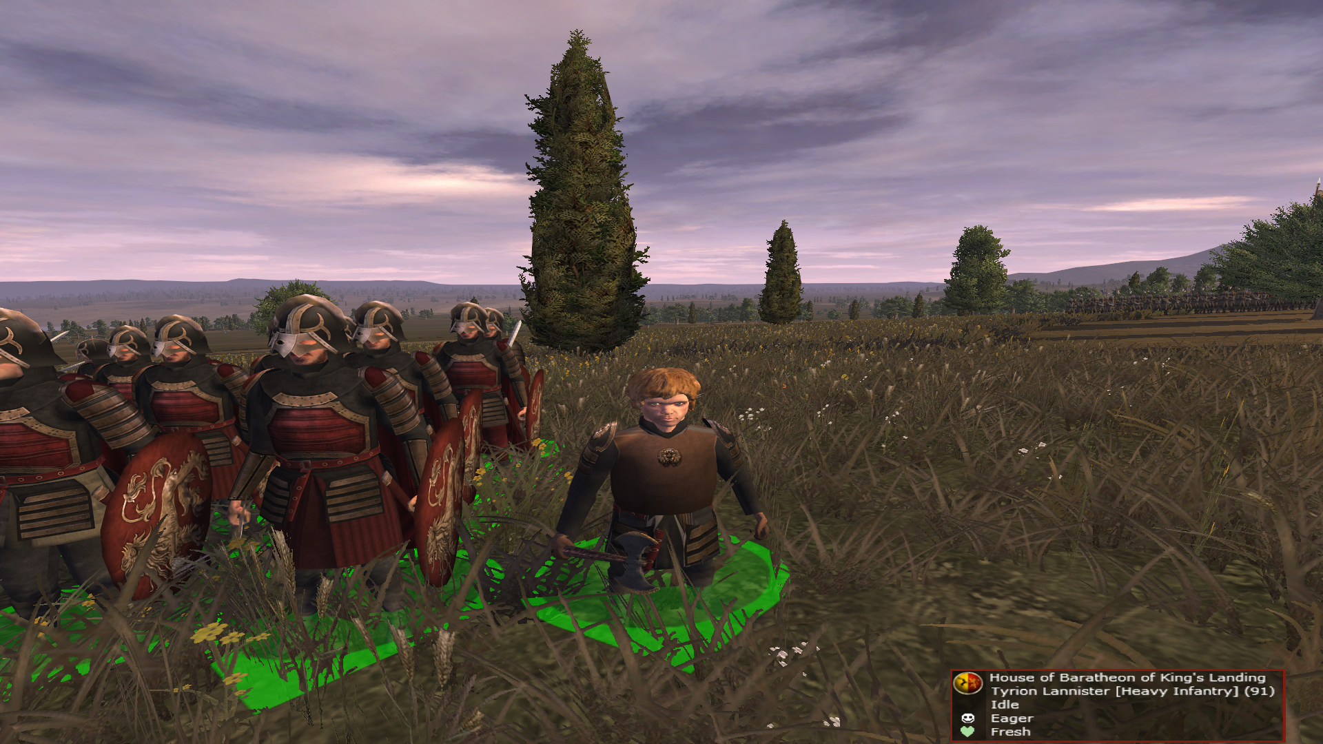 Tyrion Lannister rigged by Bantu and updated by Firestorm!