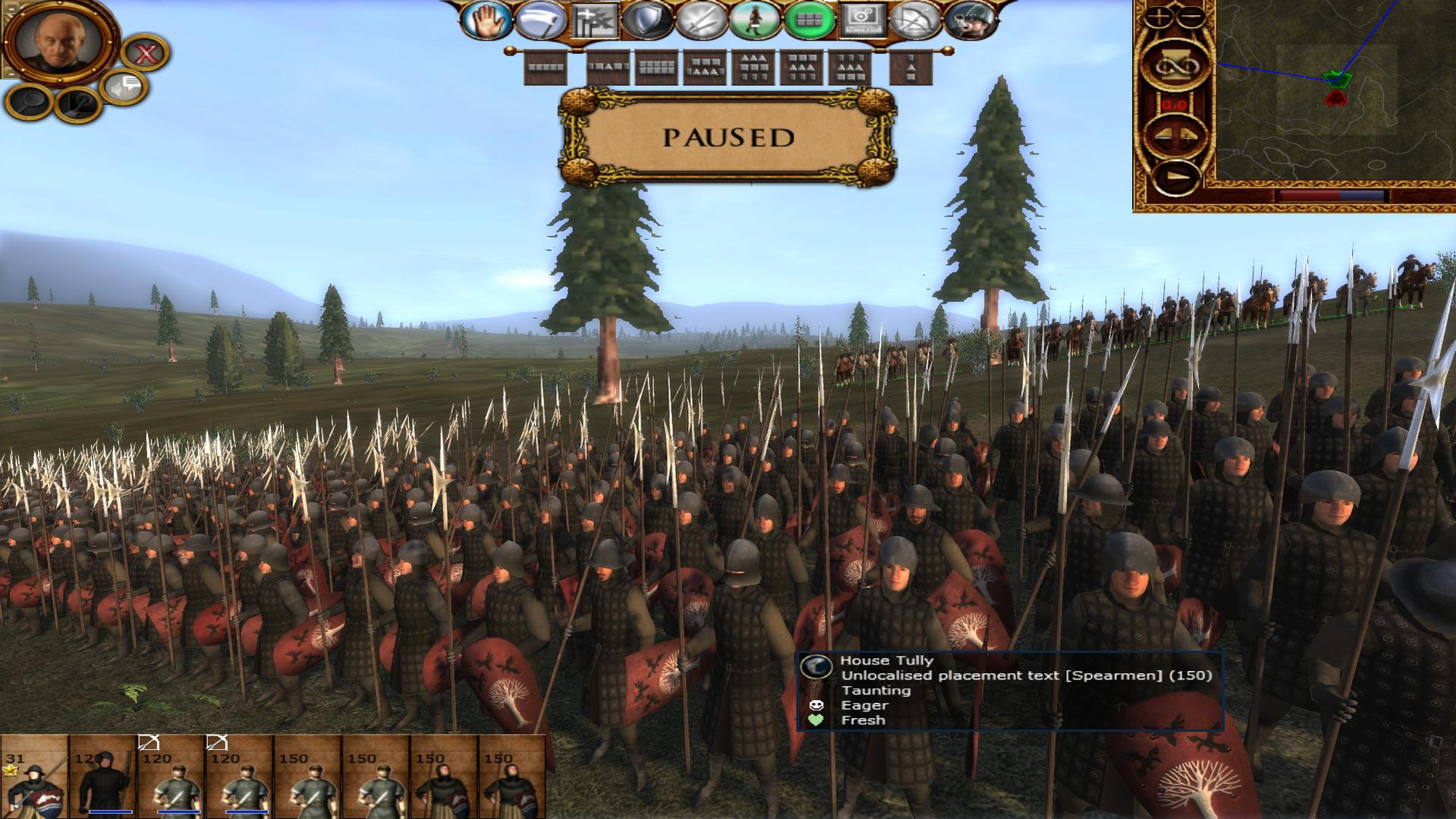 Game of Thrones mod for Medieval II: Total War: Kingdoms