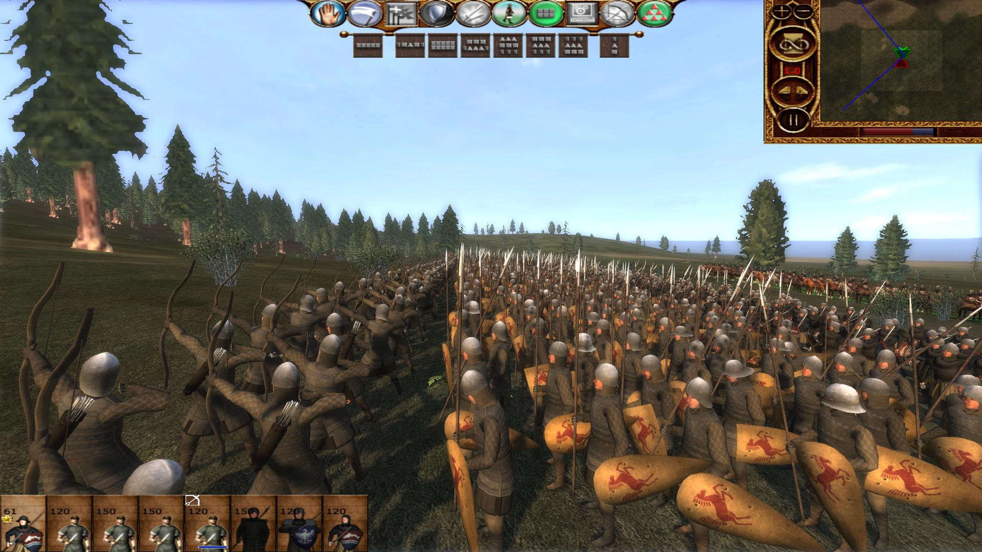Medieval 2 mods
