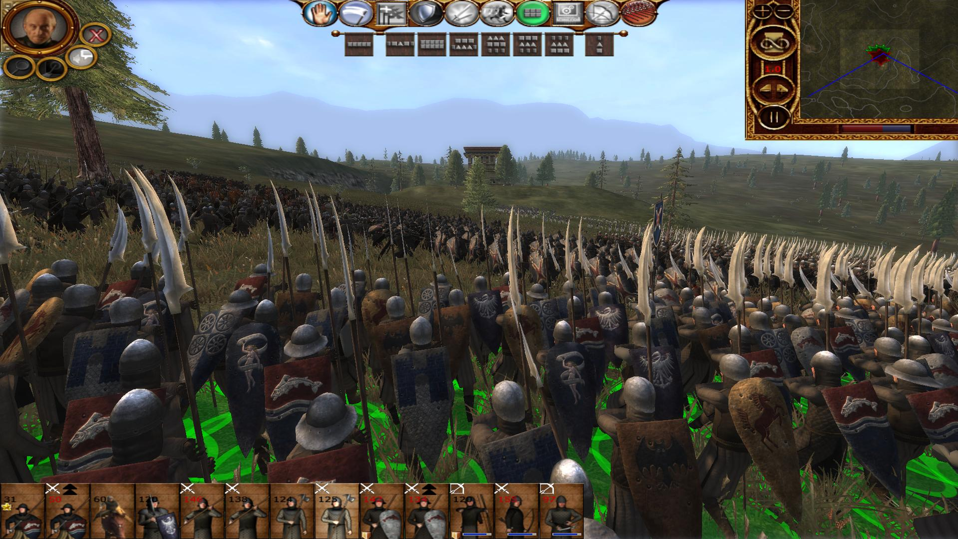 Game of thrones medieval ii total war kingdoms mod
