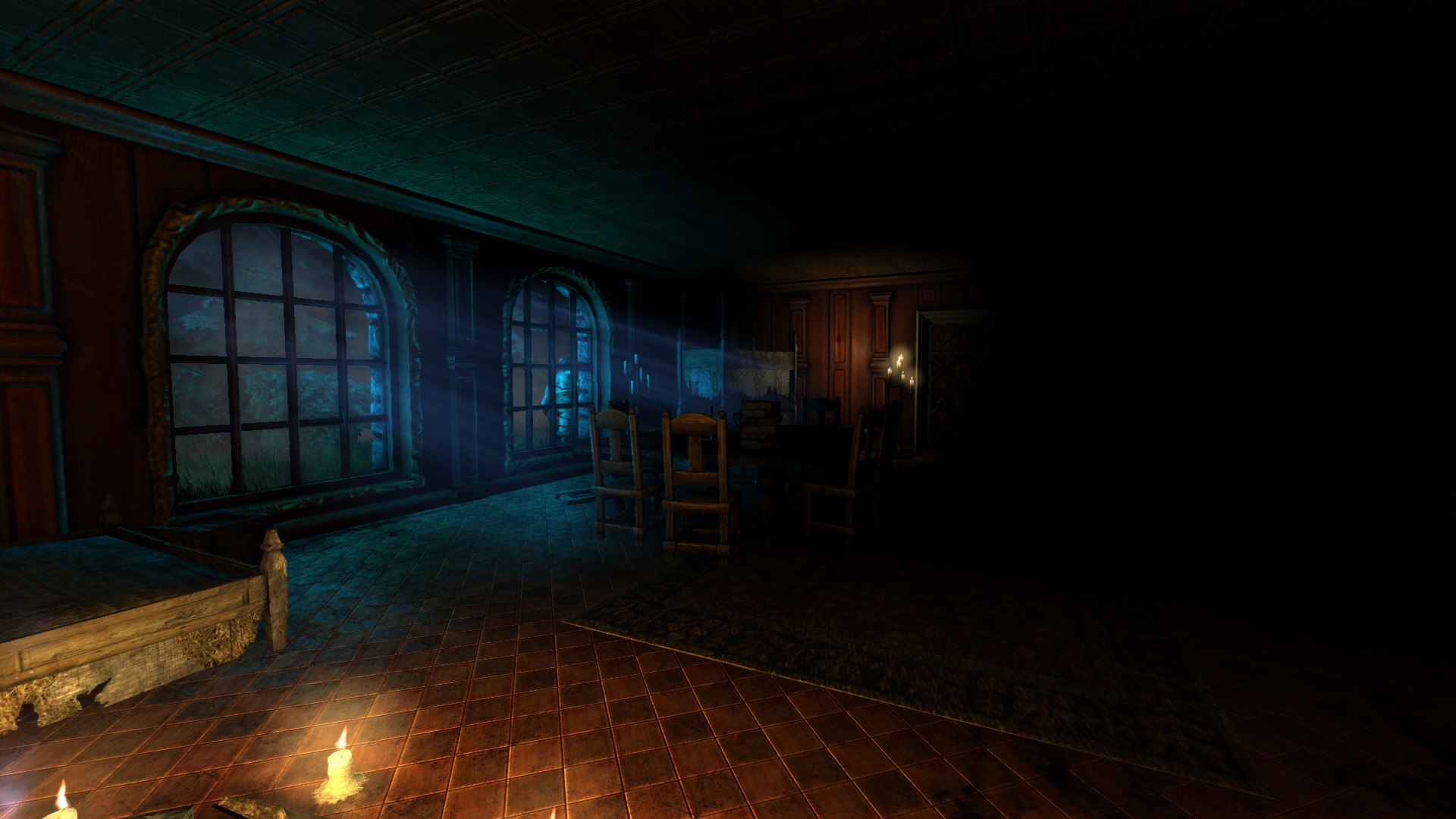 Servants Room image - Fekete Keres - Black Search mod for Amnesia ...