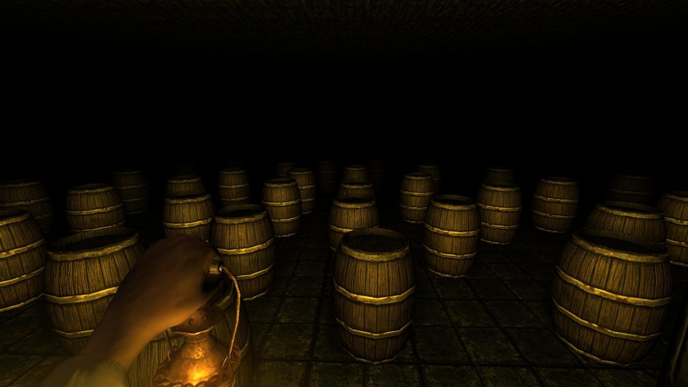 Barrels! image - Stephano Quest mod for Amnesia: The Dark ...