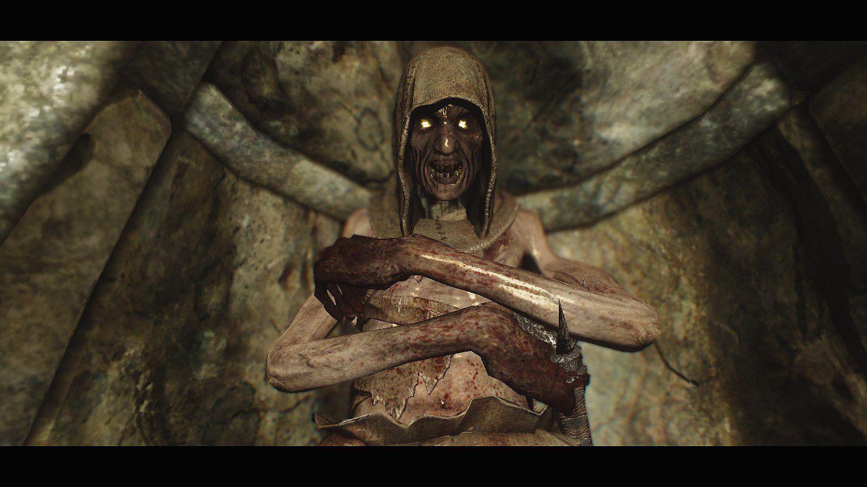 Elder scrolls porn modd naked tubes Werevulture Skyrim