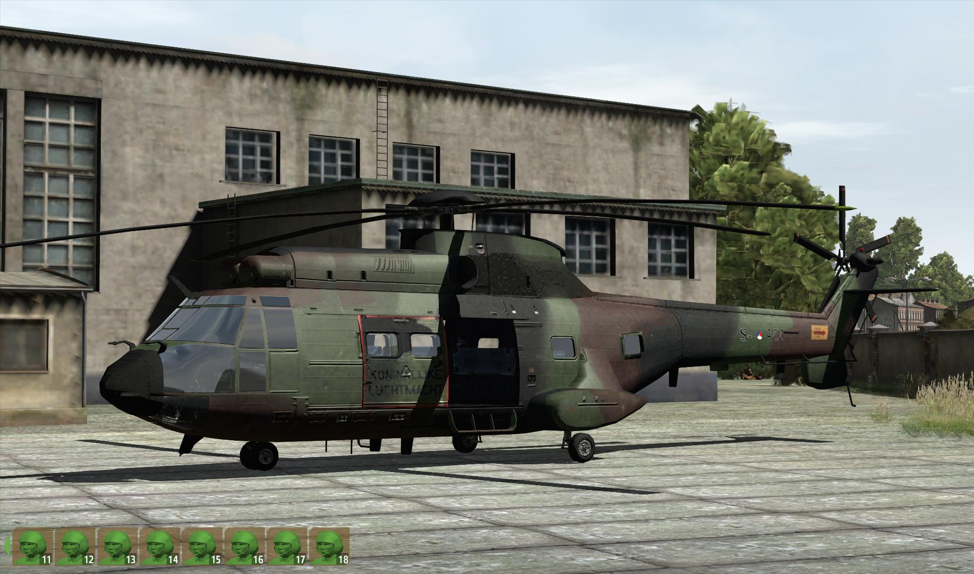 DAF v0.925 Cougar