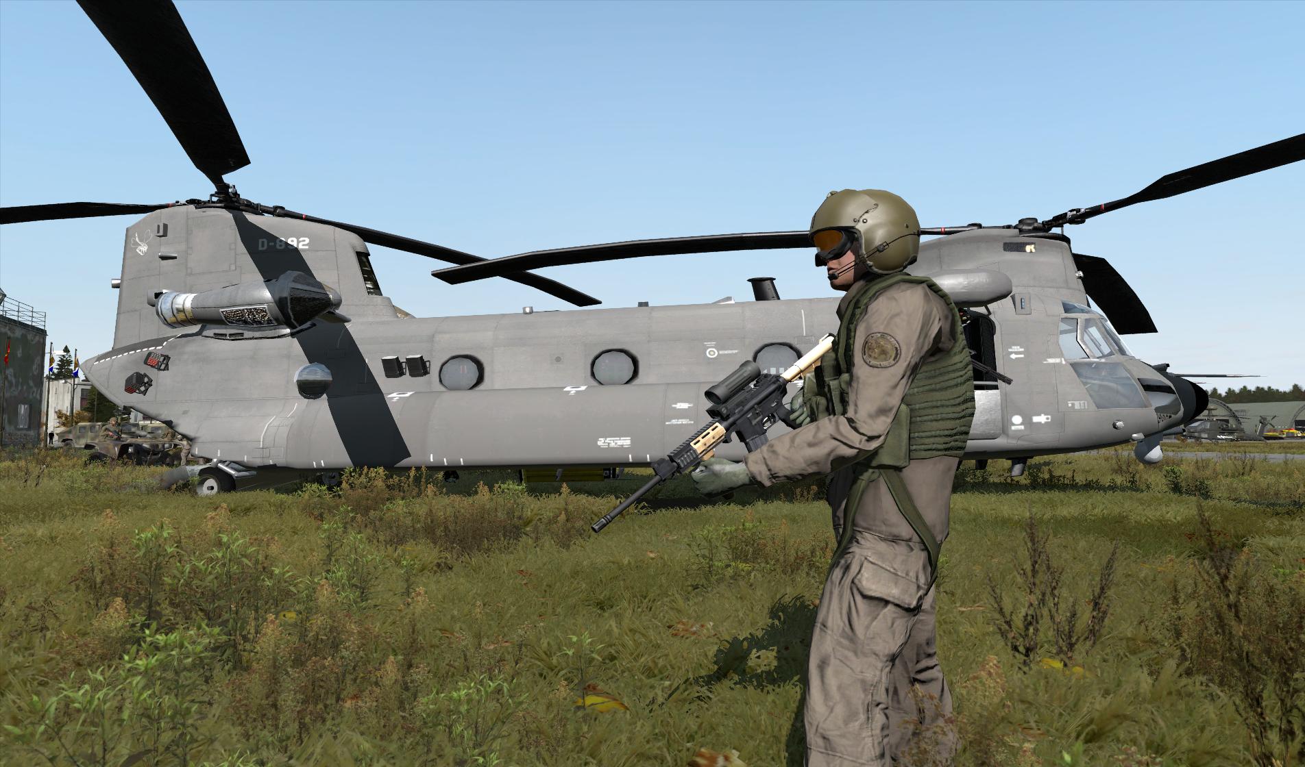 DAF v0.925 CH47 Chinook