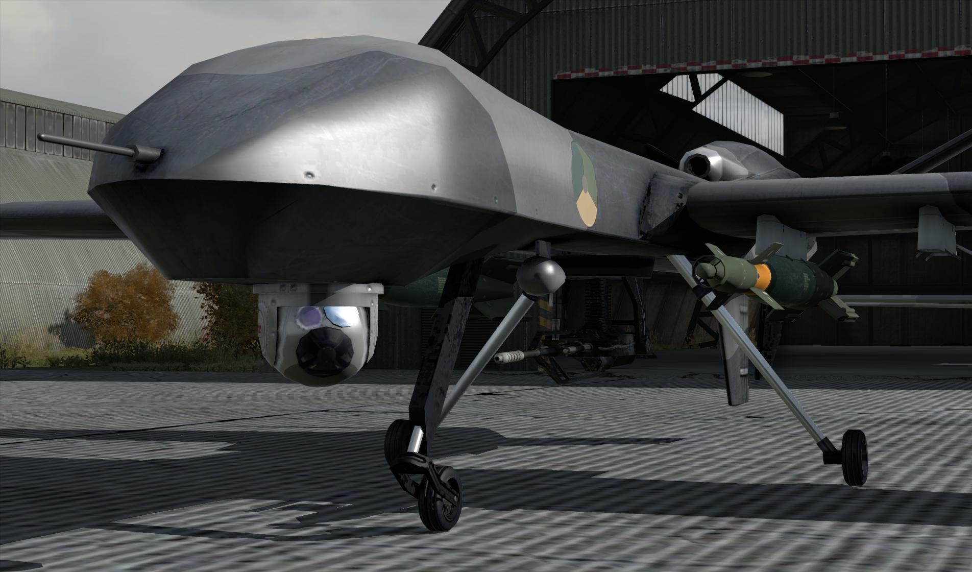 DAF v0.943 MQ9 Reaper UAV