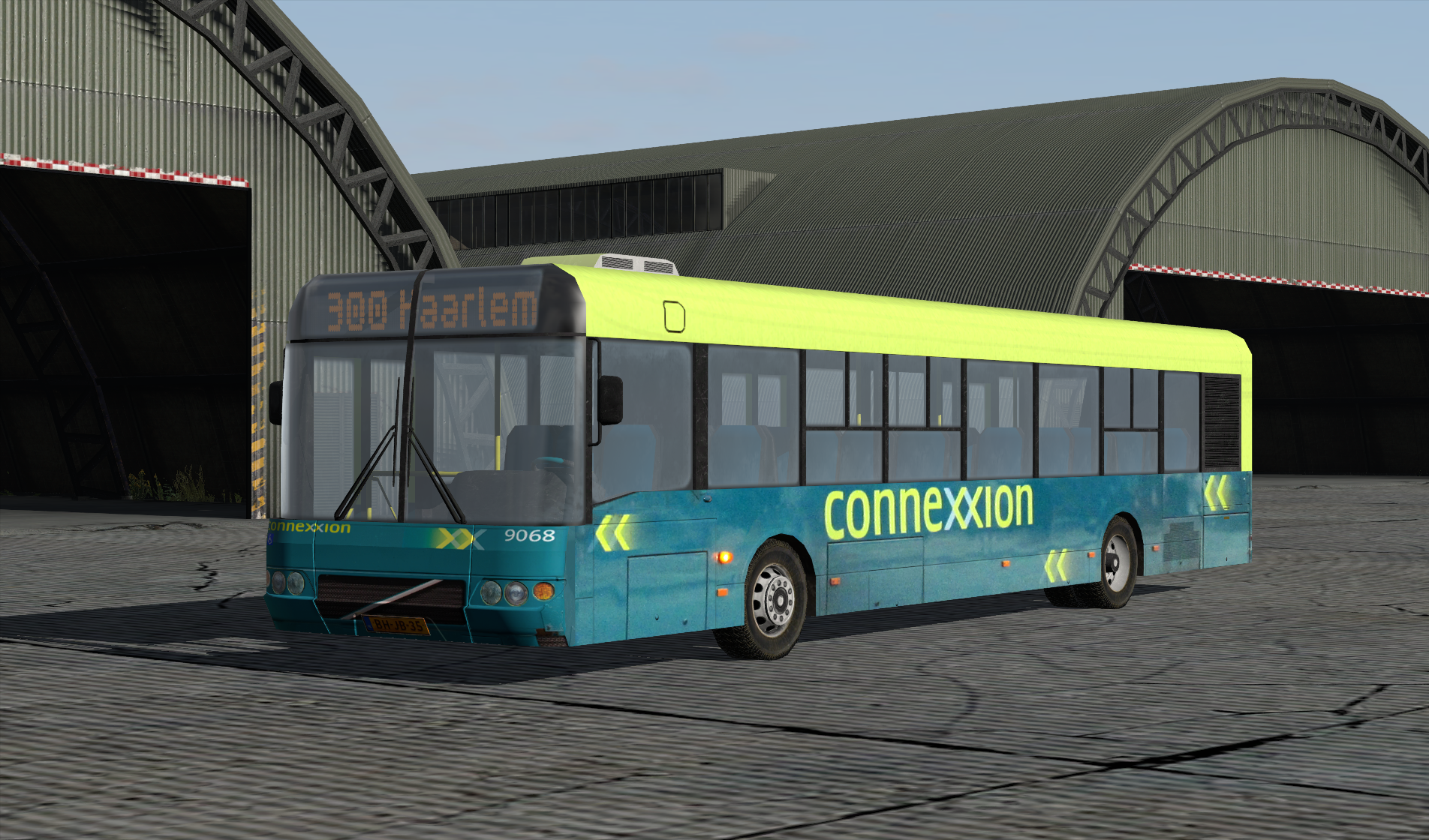 Dutch Armed Forces v0.96 CityBus