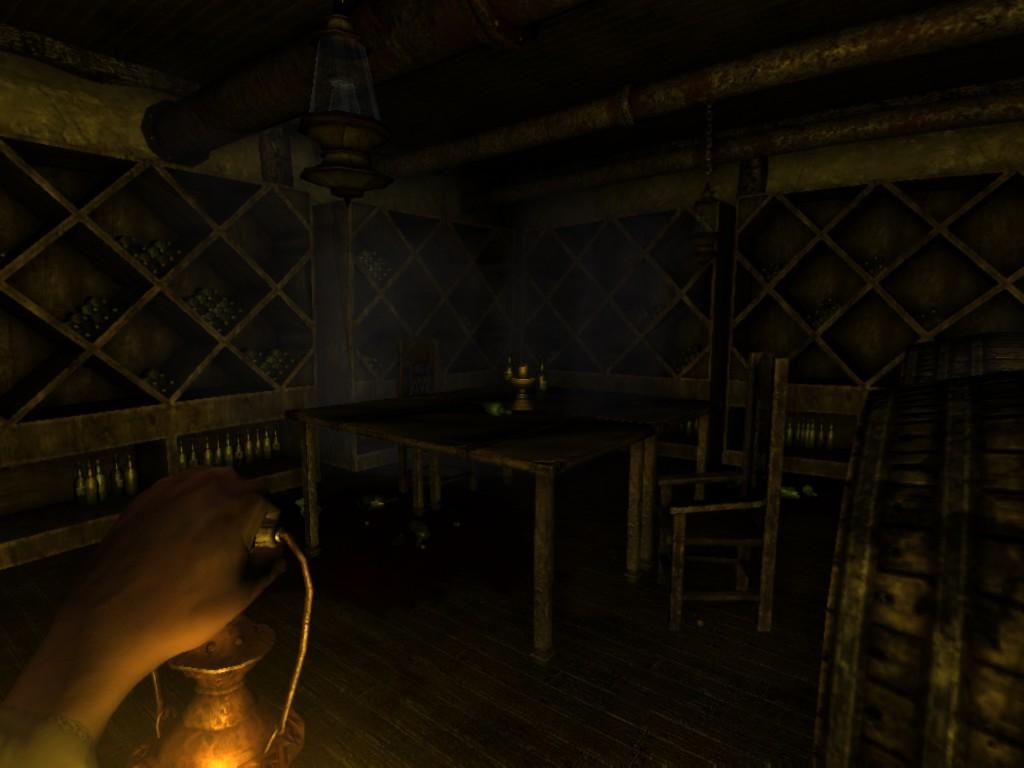 Wine cellar image  Cursed Souls u0026gt;New Version