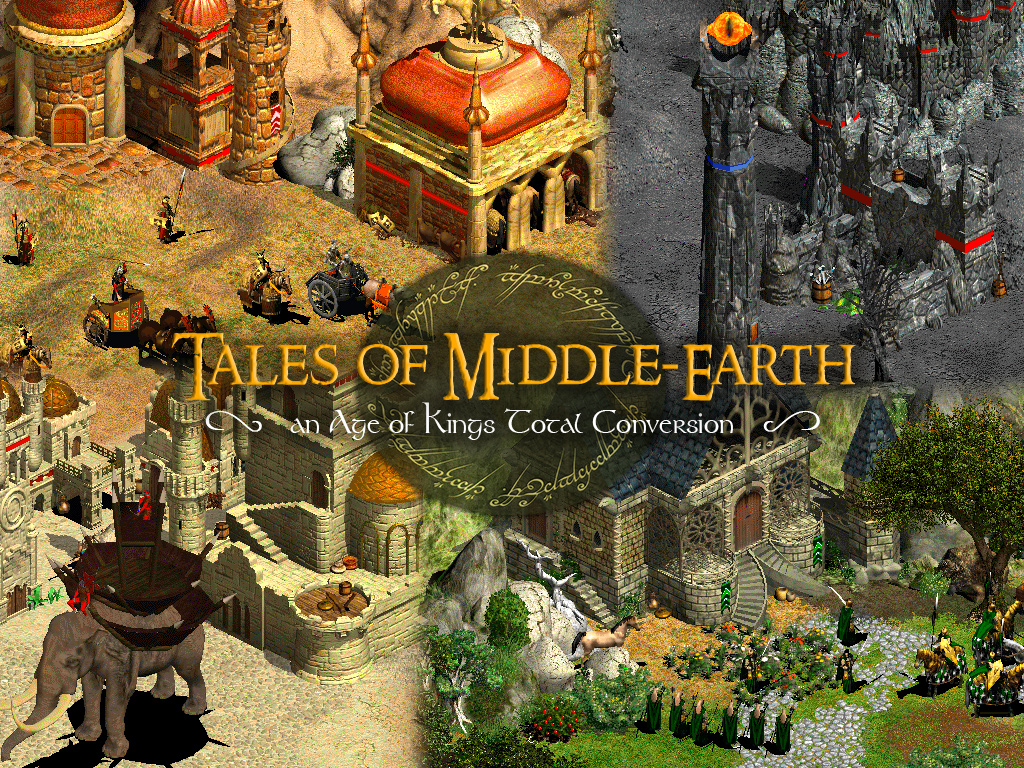 Tales of Middle-Earth mod for Age of Empires II: The