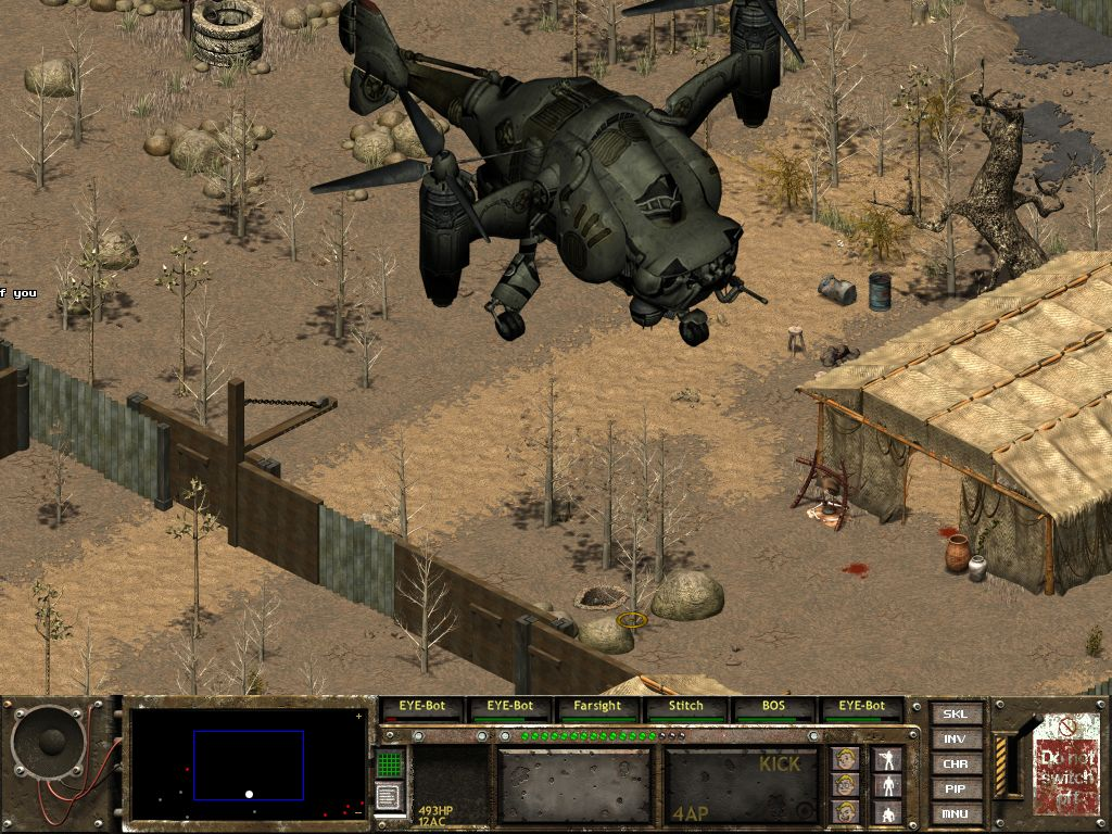 Fallout  Build Vertibird