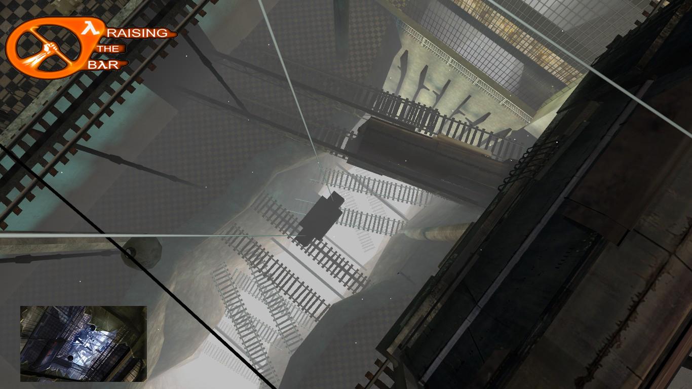 Trainstation image - Raising The Bar mod for Half-Life 2