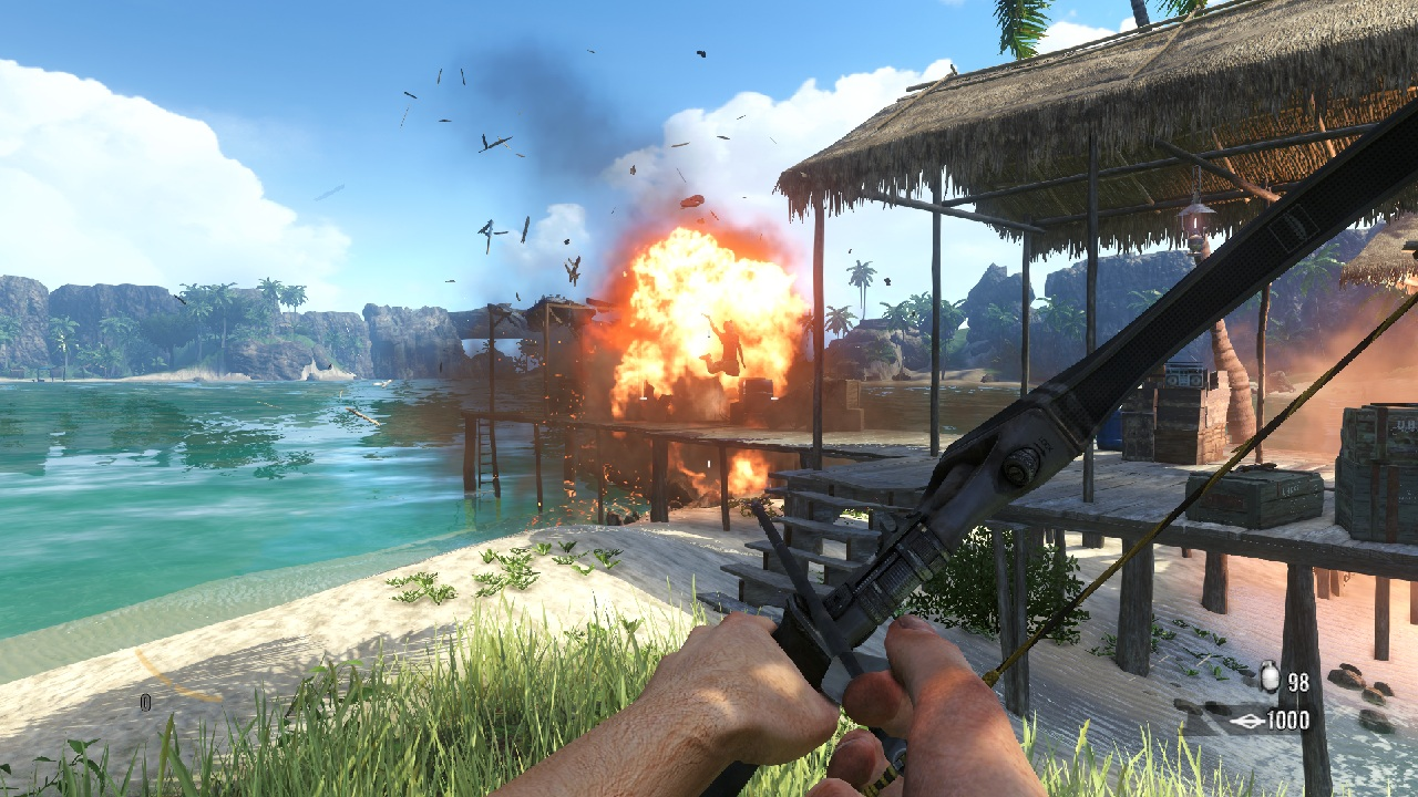 Far cry remake in far cry 3 map editor image mod db.