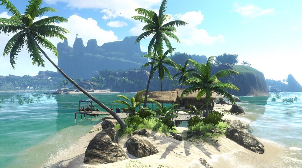 Far Cry Remake In Far Cry 3 Map Editor Mod For Far Cry 3 Mod Db
