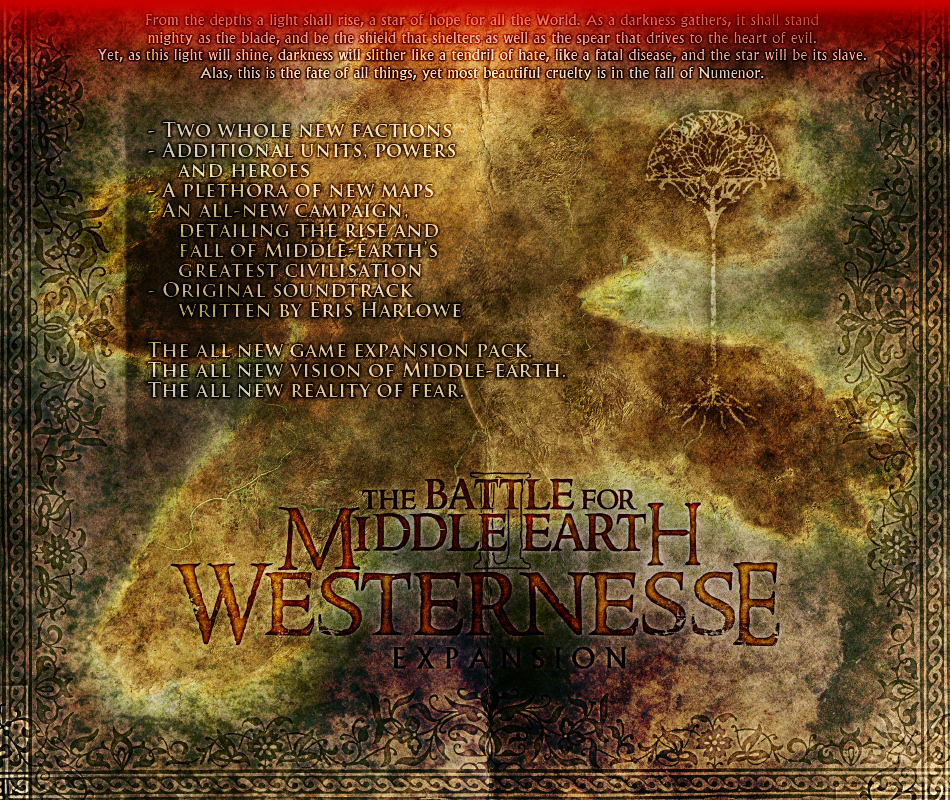 The Battle For Middle-earth II: Westernesse Expansion