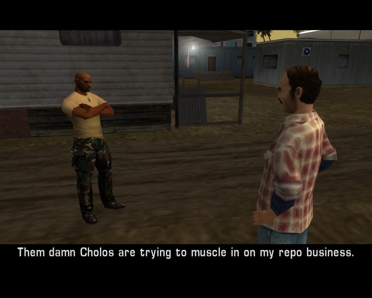 Waking Up the Neighbors cutscene (06/02/2013) image - Vice City ...