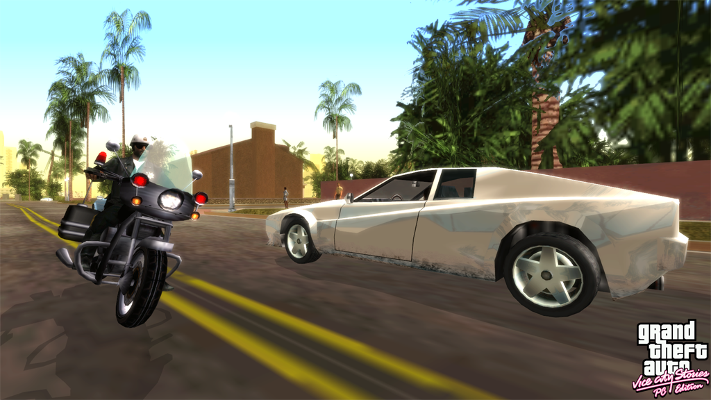 Gameplay teaser video vice city stories: pc edition mod for.