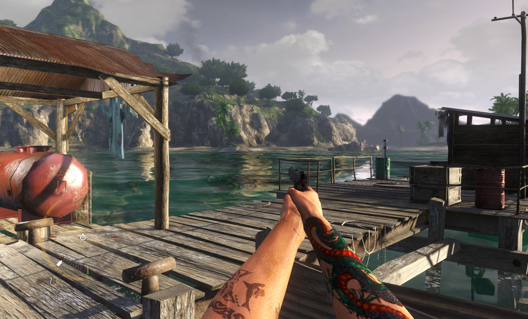 Dragon Image Real Ink Mod For Far Cry 3 Mod Db
