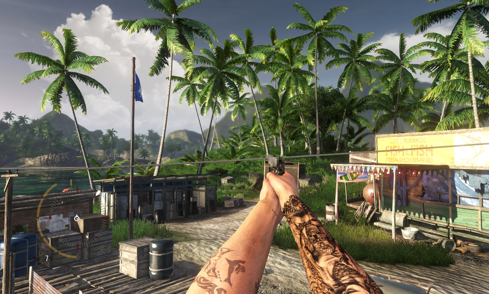 Life Image Real Ink Mod For Far Cry 3 Mod Db