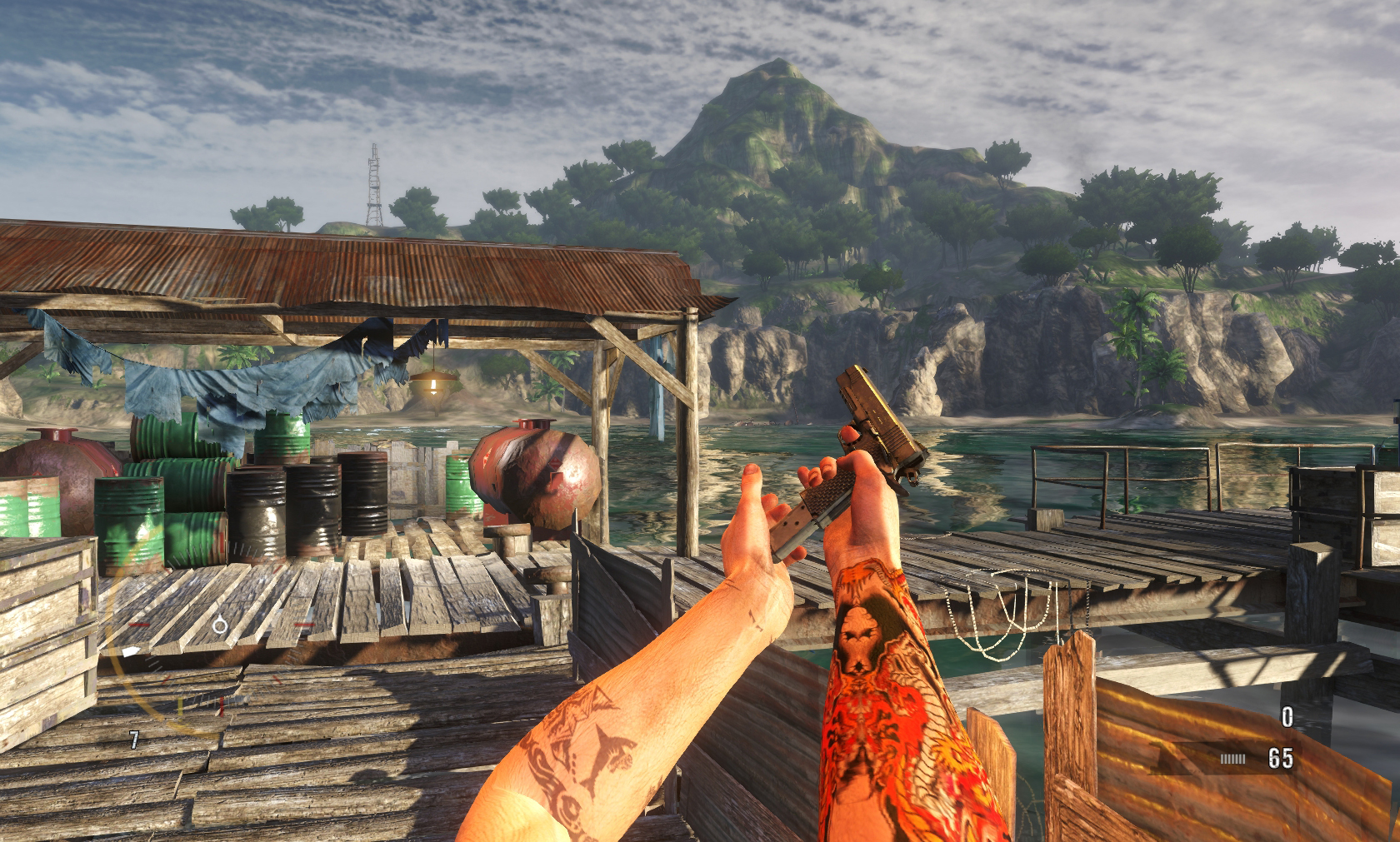 Red Dragon Image Real Ink Mod For Far Cry 3 Mod Db