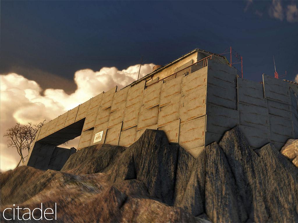 Citadel Post Apocalyptic Waterworld Mod For Far Cry 3