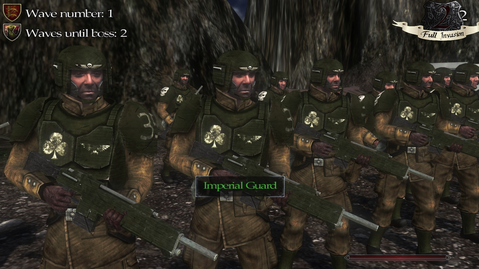 Imperial Guard image - Full Invasion 2 mod for Mount ...