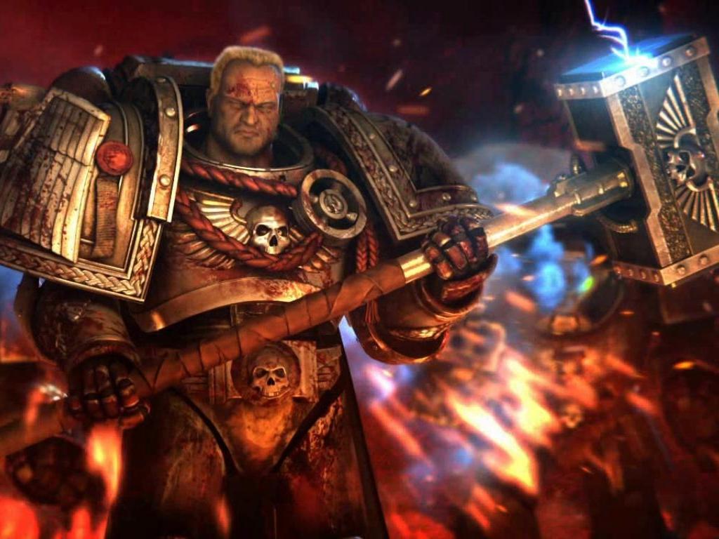 warhammer dawn of war 2 cracked