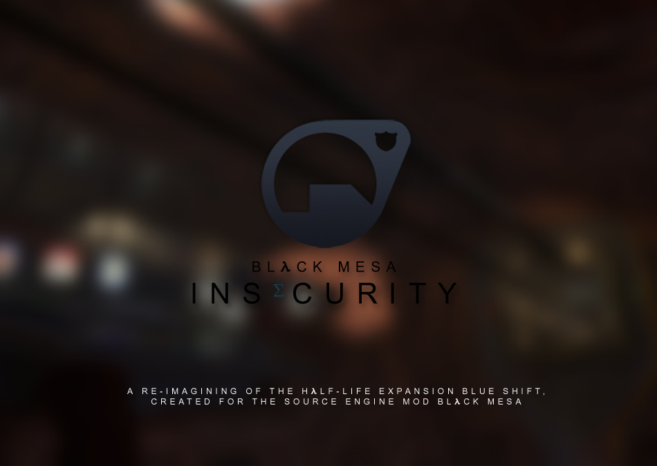 Black Mesa Insecurity Mod for Black Mesa