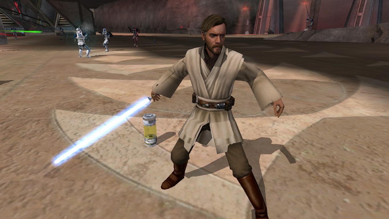 obi wan kenobi image battlefront evolved  mod  star