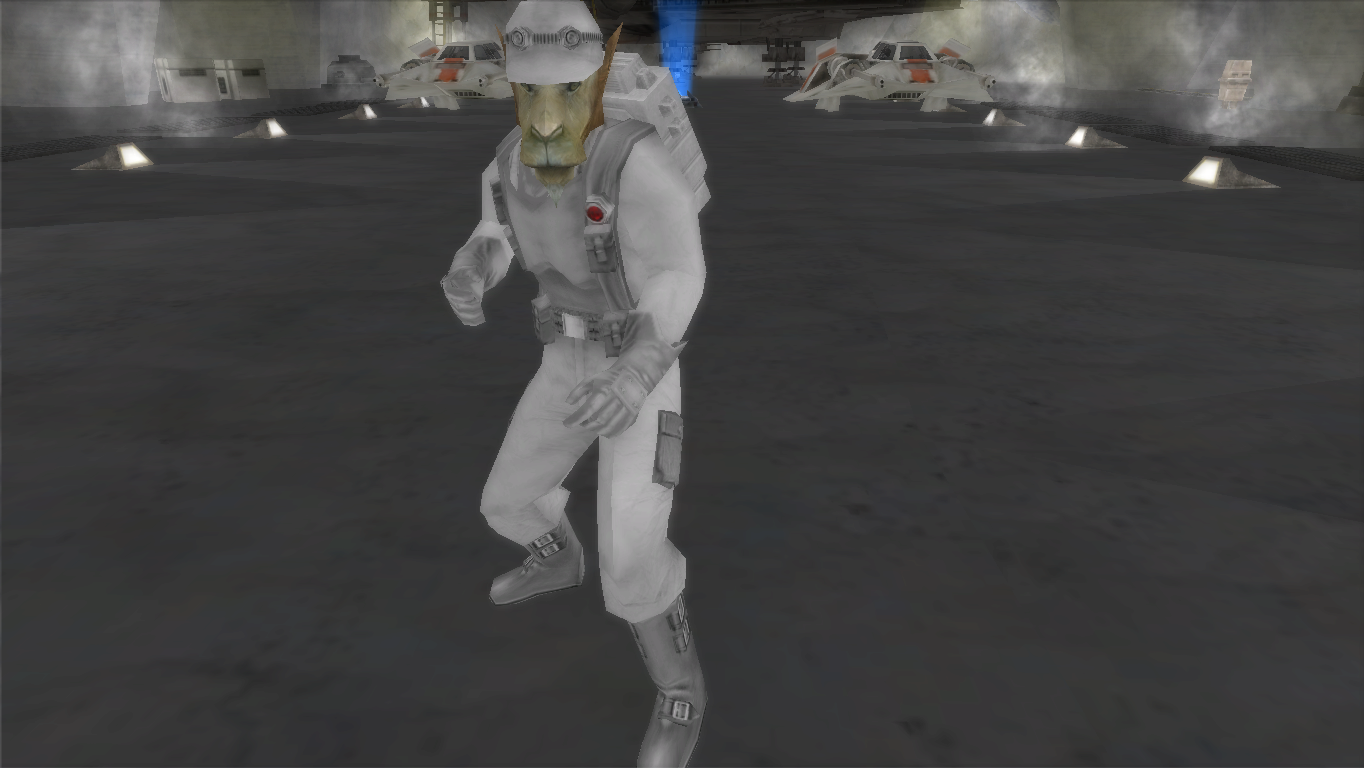 Bothan Spy Hoth Image Battlefront Evolved Mod For