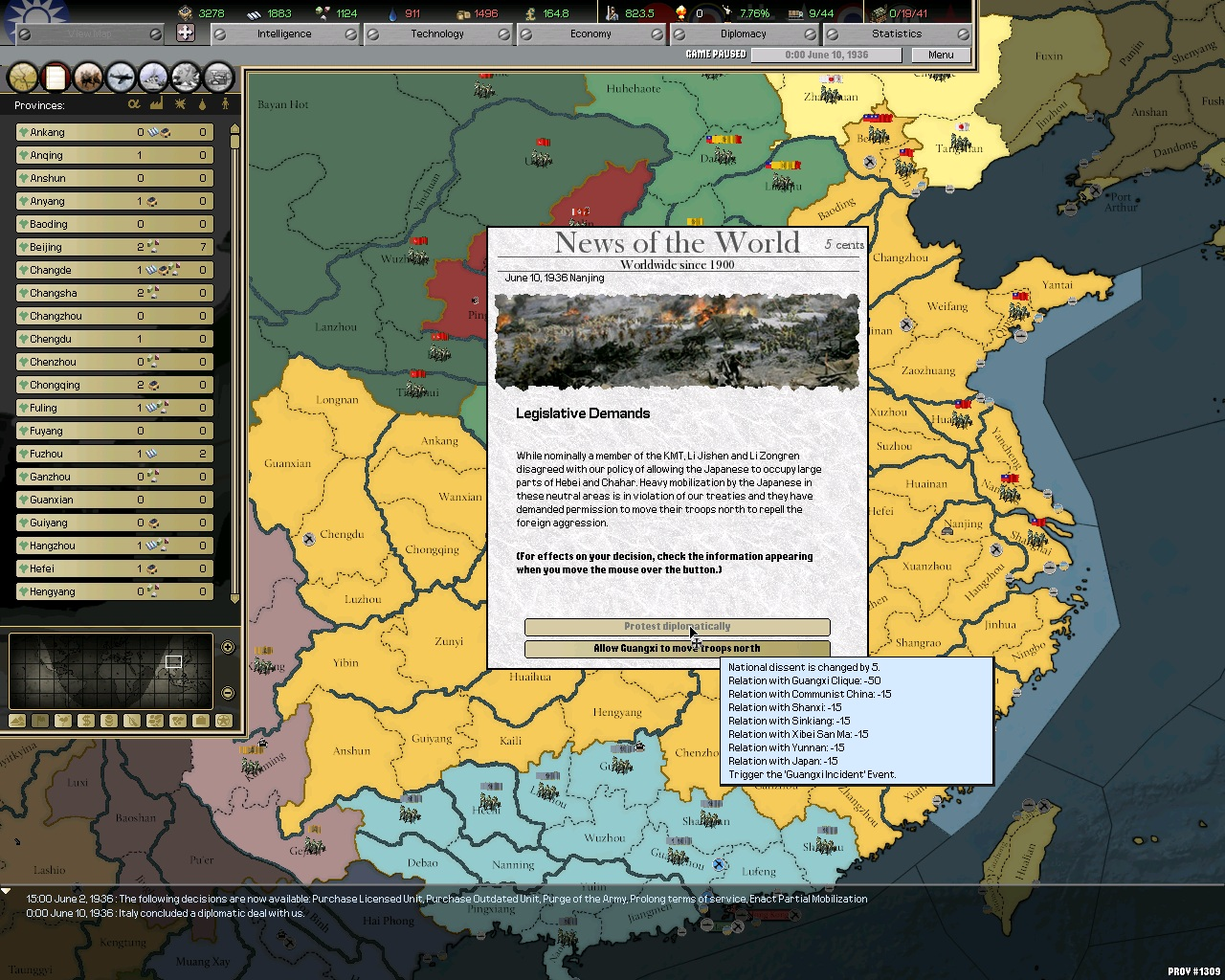 Consolidated China Improvement Pack for DH mod for Darkest