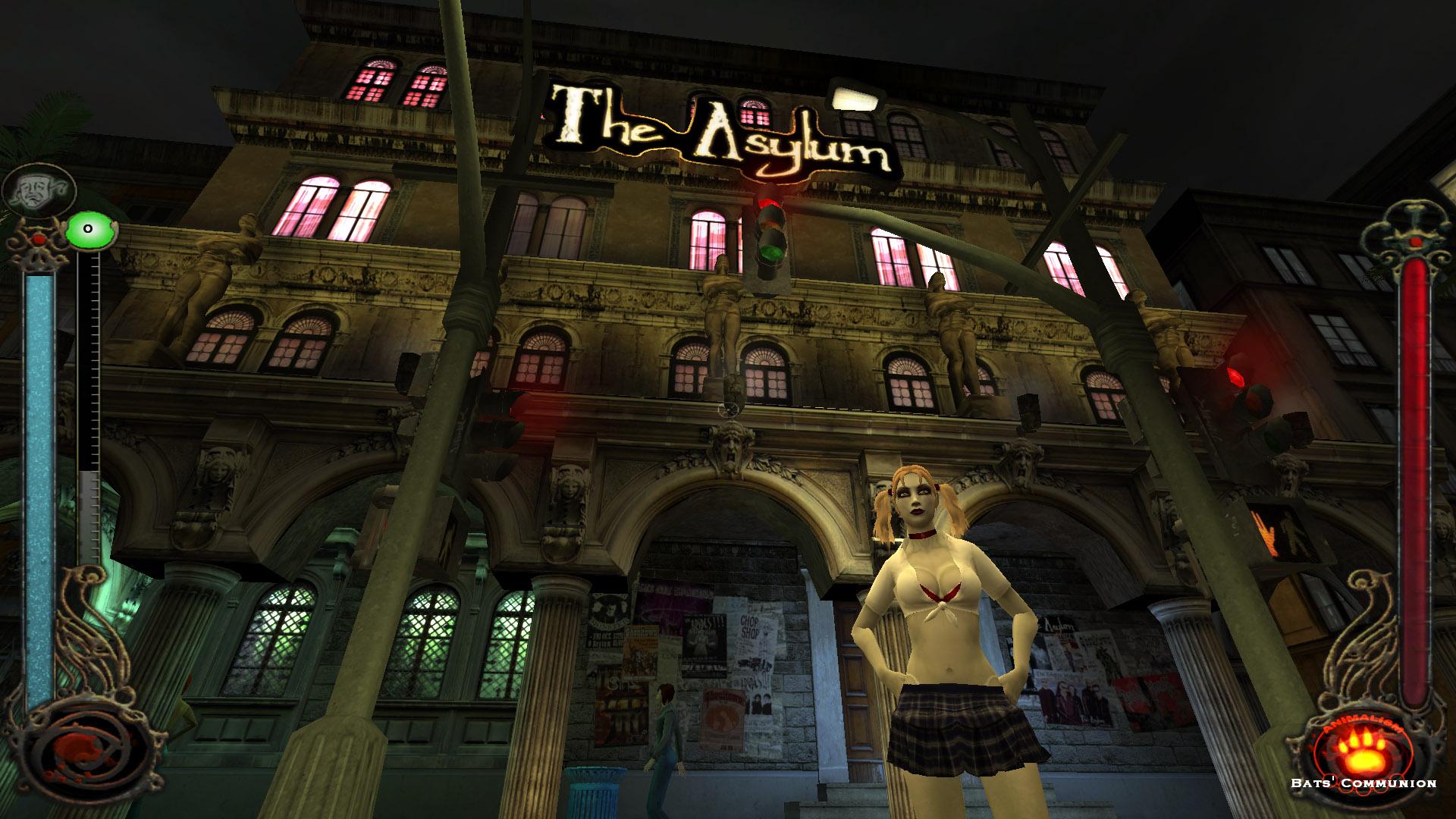 Asylum Image Collide Soundtrack Mod For Vampire The Masquerade