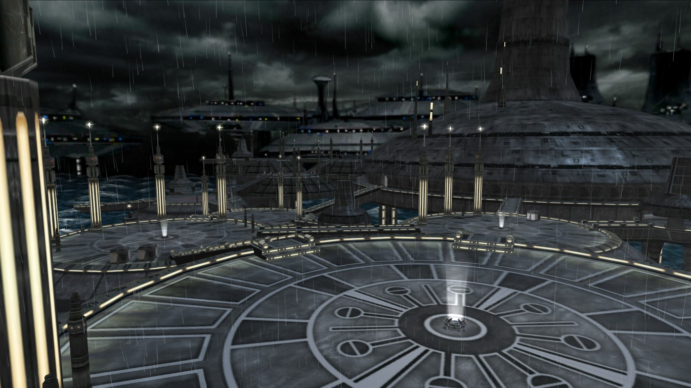 Kamino: Tipoca City image - Star Wars Battlefront United ... Kamino