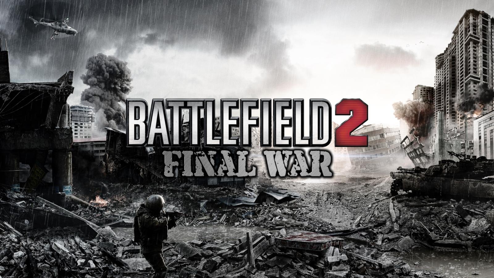 battlefield 2: final war mod - mod db