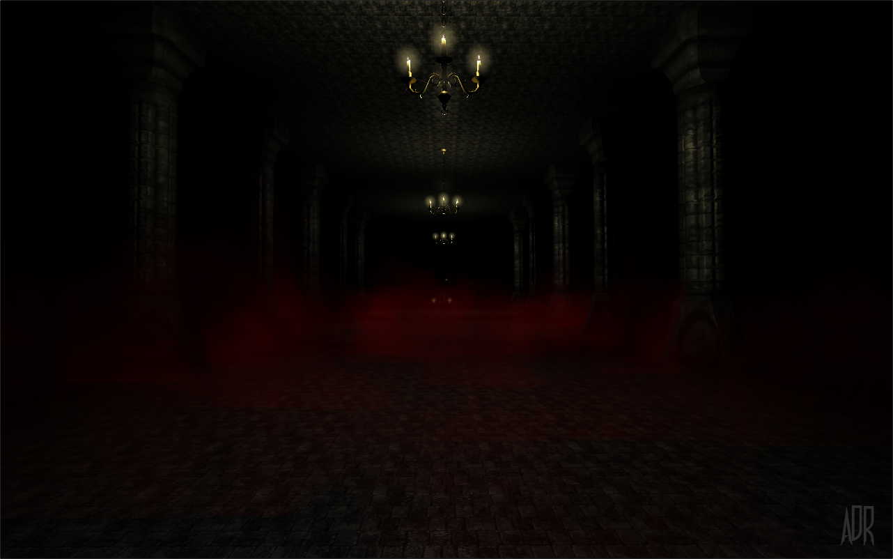 Columns Room image - A Daughter's Rescue Mod for Amnesia: The Dark ...