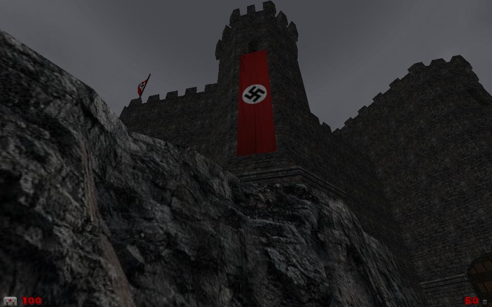 Castle wolfenstein image nazi pulp mod for doom ii for Castle wolfenstein