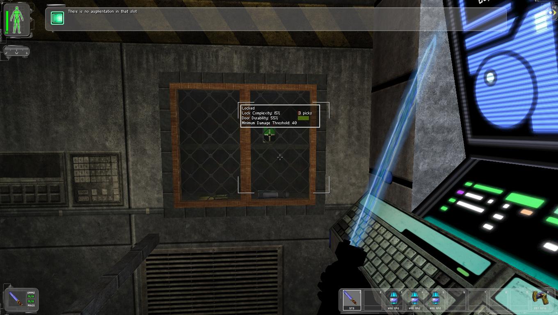 GMDX: Deus Ex Advancement Mod [Archive] - Square Enix Forums