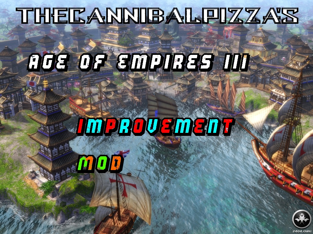 Age of empires 3 mods