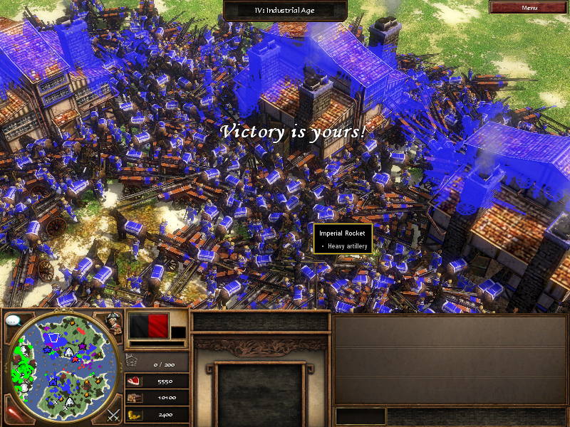 3 Jul 2014 Welcome to the Age of Empires III Improvement Patch! . This mod