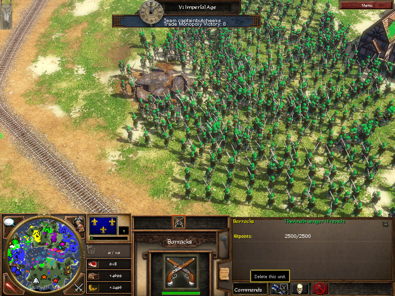 Age of empires iii: warchiefs v1. 06 polish patch file mod db.