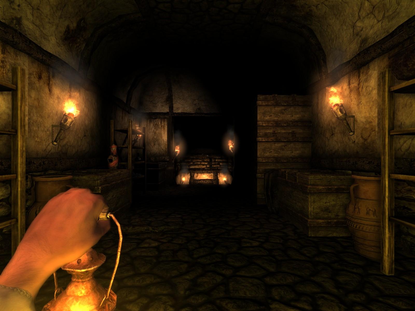 Add media Report RSS In Wine Cellar (view original) & In Wine Cellar image - Last Battle mod for Amnesia: The Dark Descent ...