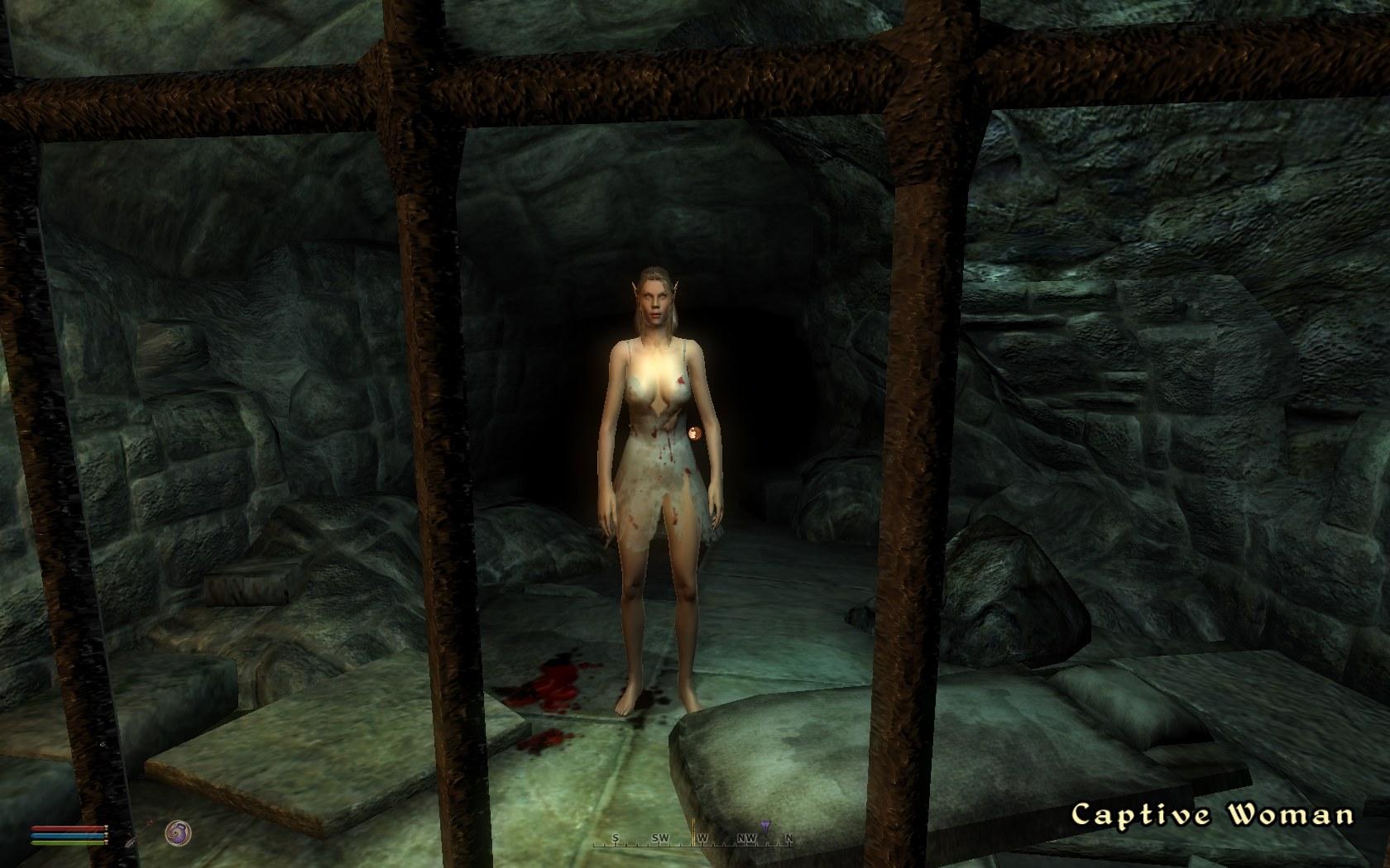 Oblivion slave mod porn pictures